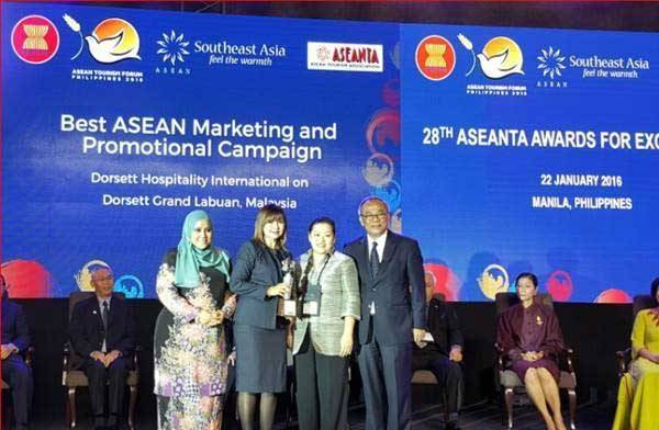 Best Asean Marketing & Promotional Programme Award